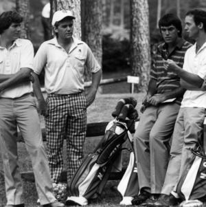 N. C. State golf team