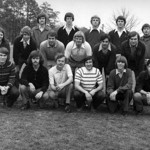 N. C. State golf team, 1973