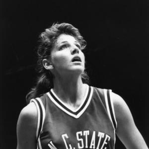 Sandee Smith, North Carolina State women's basketball team