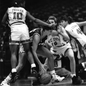 North Carolina State University women's basketball game