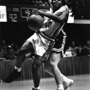 North Carolina State women's baskeball game