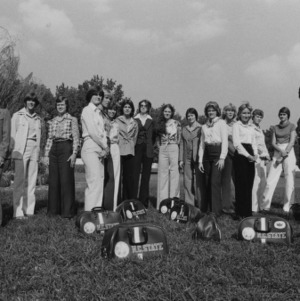 1977-1978 N.C. State University women's basketball team