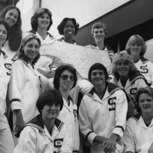 1977-1978 N.C. State University women's basketball -- North Carolina natives