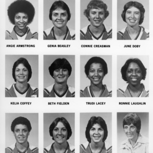 1979-1980 N.C. State University women's basketball team