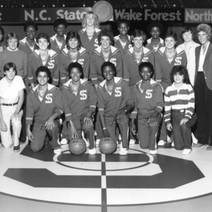 N.C. State University women's basketball team 1983-1984