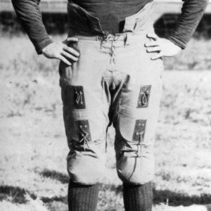 N. C. State football player