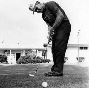 N. C. State golfer