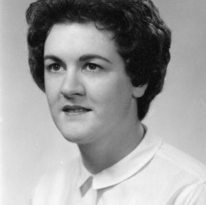 Portrait of 4-H alumni Mrs. Frank Meader