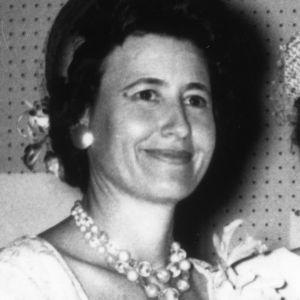 Marjorie Frady, 4-H alumni