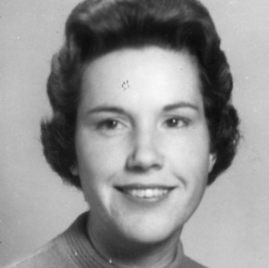 Mrs. Lois I. Goforth of Iredell County, a 4-H alumni