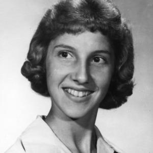 Anne Harti[ller?], 4-H club member