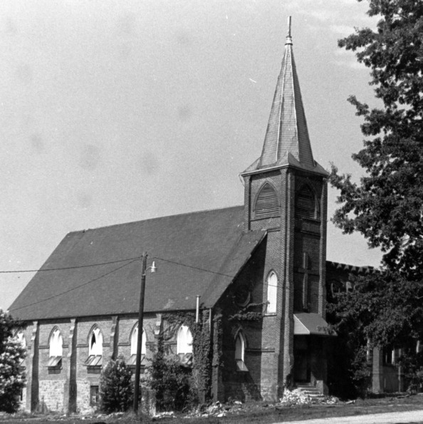 Catholic Chapel by Mission Valley on Western Boulevard
