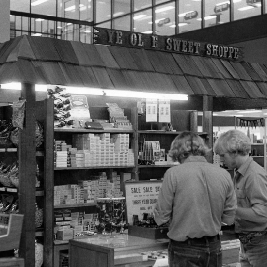 Ye Olde Sweet Shoppe in Crabtree Valley Mall