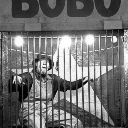 Bobo the Clown at the North Carolina State Fair