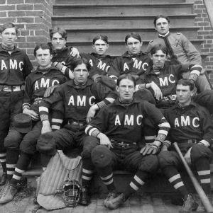 1900 NCSU Baseball team