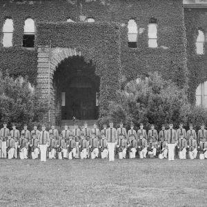 Cadet company, 1902-1903