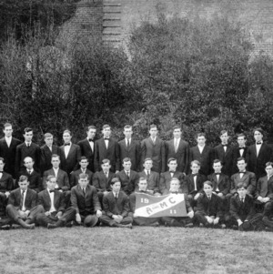 Class of 1911, as sophomores