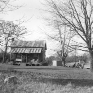 4-H Camp site in Forsythe County