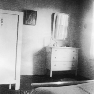 Room created by Betty Allen of Sampson County, North Carolina, which won first prize in the 4-H room improvement contest