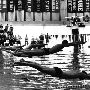 NCAA Championships at N. C. State, 1963