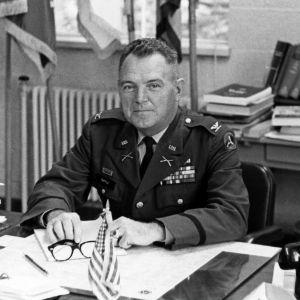 Colonel Paul V. Tuttle