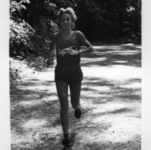 Betty Springs,  Five-time All-American runner