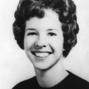 Agnes Gray Shipley of Watauga County, North Carolina, winner of the 4-H home economics scholarship