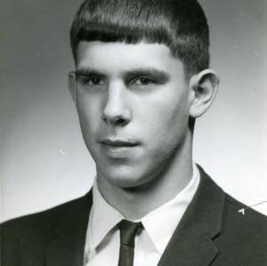 4-H Health program winner Roger McSwain portrait