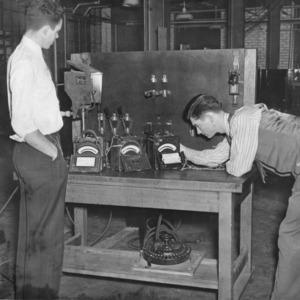 Engineering testing laboratory