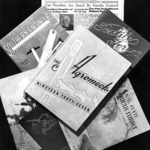 Student media publications