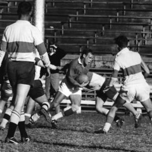 Intramural mens rugby
