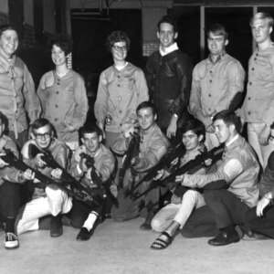 N. C. State rifle team, 1967