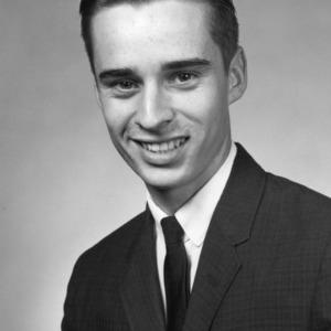 Portrait of 4-H member Larry Hancock