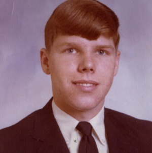 Charles Wayne Lutz of Catawba County, North Carolina, a member of a 4-H club dairy program