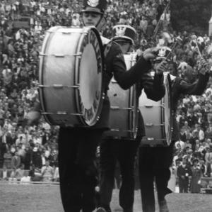 N. C. State drummers