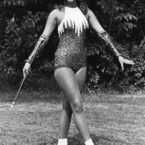 Majorette Jackie Draper