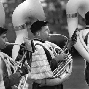 Tuba players