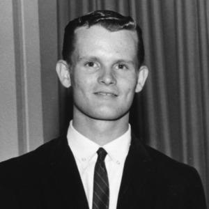 Allen D. Glasgow of Halifax, Halifax County, North Carolina, 1963
