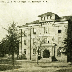 Watauga Hall A and M College