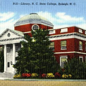 N.C. State College Library