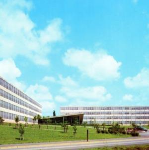 Bragaw Hall North Carolina State College