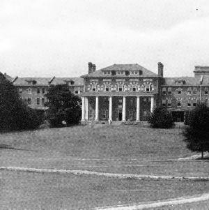 Dormitory North Carolina State College