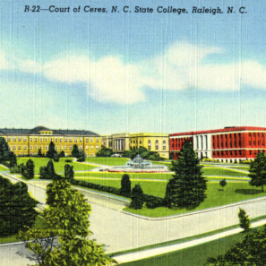 Court of Ceres North Carolina State College