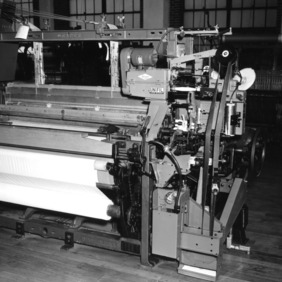 Loom winder machine from Draper