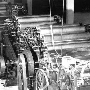 Textiles machine
