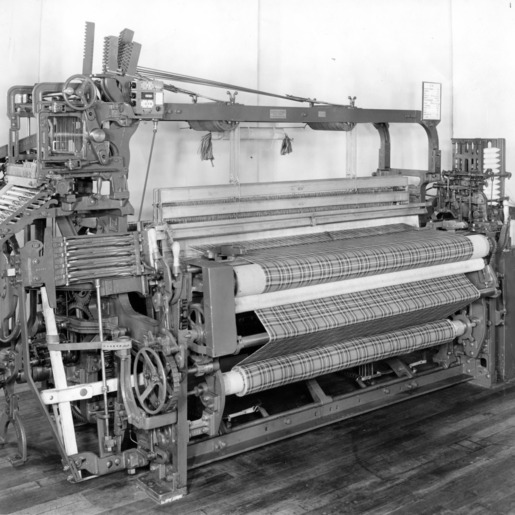 "Crompton and Knowles ""Loom Works"" loom"