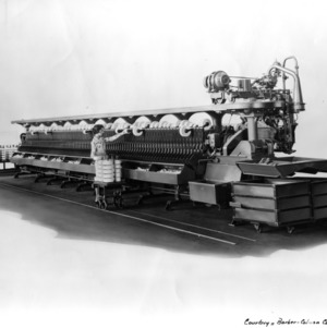 Automatic high-speed spooler from Barber-Coleman