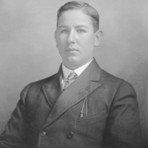 Allison Overman, the 1916 Corn Club Champion from Kenly, North Carolina