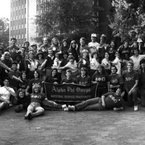 Alpha Phi Omega National Service Fraternity