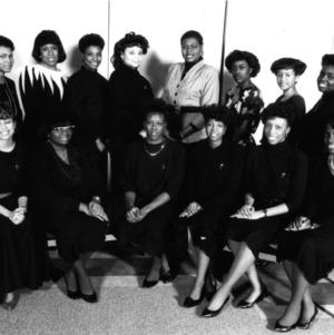 Delta Sigma Theta group portrait